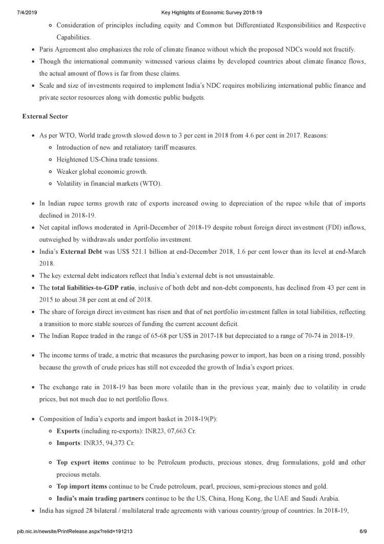 Key Highlights of Economic Survey 2018-19-page-006